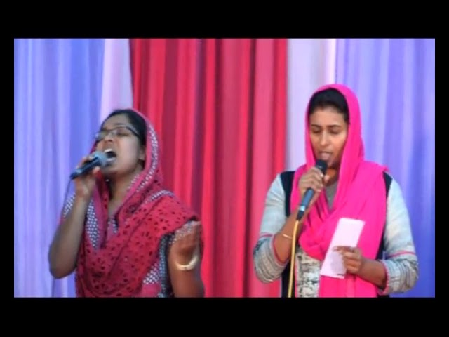 Br.Ani George – Jesus Voice 09 09 2017 DAY