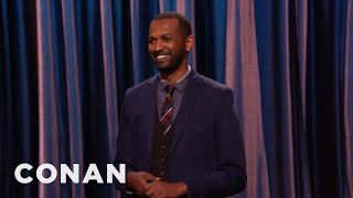 Solomon Georgio Stand-Up 02/10/15  - CONAN on TBS