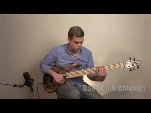 Bass Club Chicago Demos - MTD US 535 High Gloss Myrtle Burl