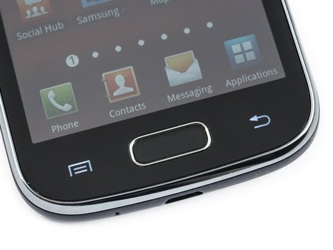 Video: Samsung Galaxy Ace 2 Preview