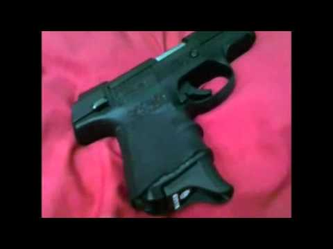 RUGER Sr9c Modifications - Galloway Precision/Barrel Polish/Grip Tape/Nail Polish/Hogue