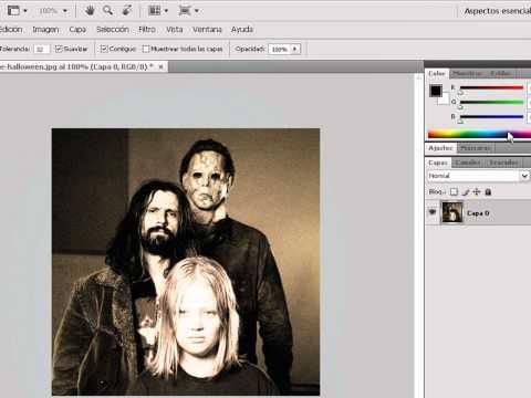 Photoshop: como hacer una foto antigua