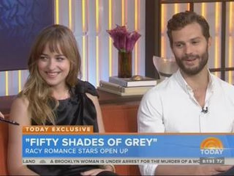 39 fifty shades of grey 39 stars admit what it 39 s really like for When does 50 shades of grey