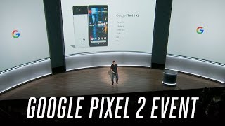 Google Pixel 2 event in 19 minutes