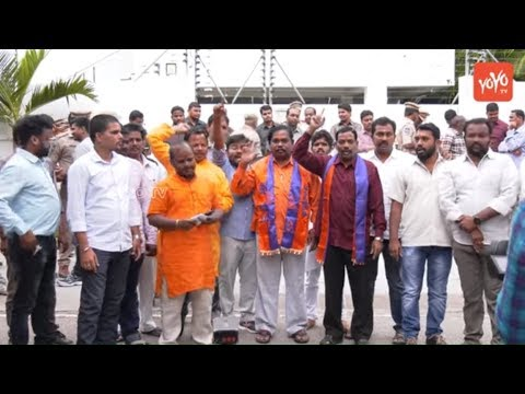 Swami Paripoornananda Protest Againist Kathi Mahesh Comments on Lord Rama | YOYO TV Channel