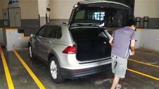 Volkswagen Tiguan Comfortline EQP 2018 Singapore - Smart Boot close system