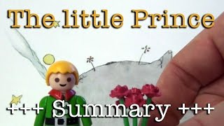 The Little Prince to go (Saint-Exupéry in 7 minutes)