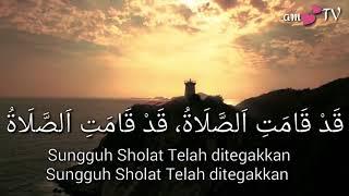 Iqomah Merdu & Mudah Ditirukan Versi 1 By Fiko Mojokerto
