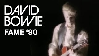 David Bowie - Fame 90 (Official Video)