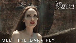 Disney's Maleficent: Mistress of Evil | Meet The Dark Fey