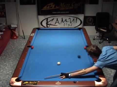 Venom's Pool Trick Shots #57