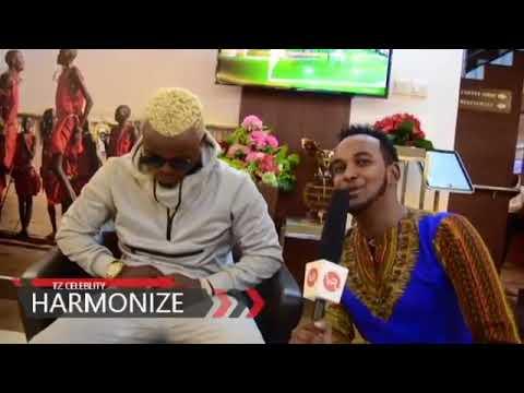 Hamornize kingereza kama maji sasa hivi check hii interview