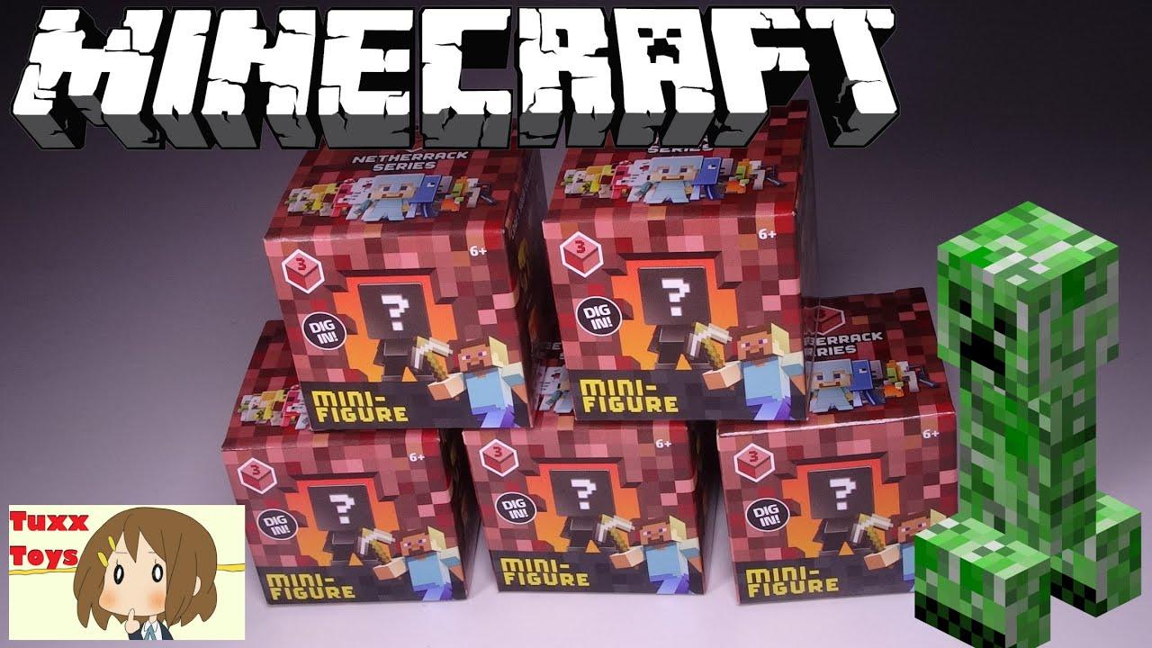 Minecraft Mystery Mini Figures