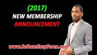 download lagu 2017 New Membership Announcement - So Darn Easy Forex gratis