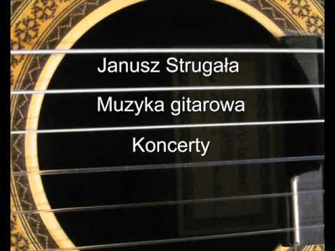 Janusz Strugala Koncerty Gitarowe. Demo