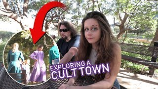 We Explored A Polygamy CULT TOWN & This Was Our Experience...