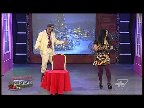 Ramo dhe Xhevria - Al Pazar 1 Janar 2014 - Show Humor - Vizion Plus