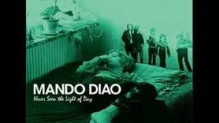 Watch Mando Diao Macadam Cowboy video