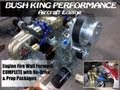 Bush King Performance VW aircraft engine conversion