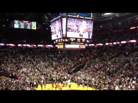 Portland Trail Blazers Epic comeback vs Miami Heat