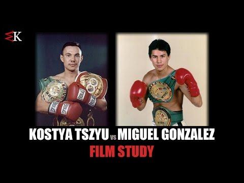 Kostya Tszyu vs Miguel Gonzalez - Film Study