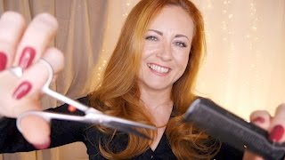 A L❤︎VELY Relaxing HAIRCUT | ASMR Top10 #3
