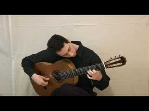 Spanish Guitar: Granadina by Carlos Montoya