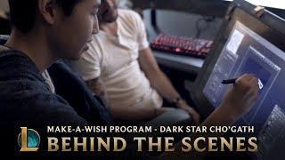 Making Dark Star Cho'Gath - Behind the Scenes | League of Legends