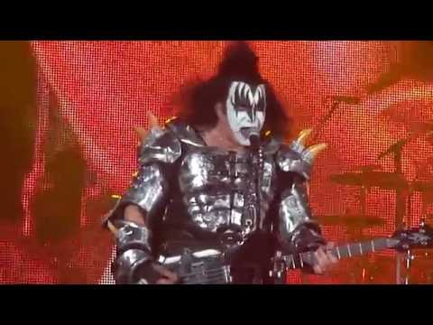 KISS - Flaming Youth (Live in Huntington, WV 9/10/16)