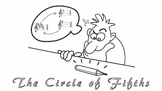 The Circle of Fifths made clear