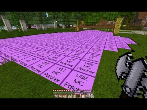 Minecraft MC Patcher (mit Download!)