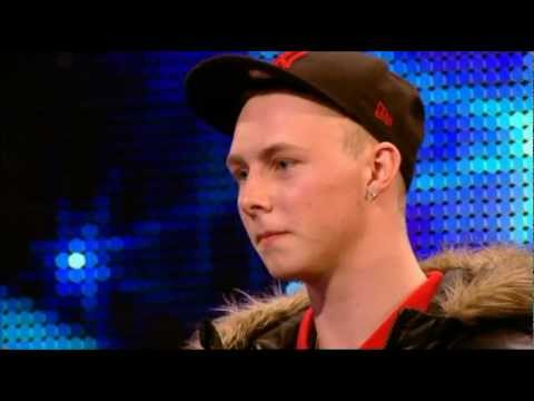 The Mend - Sitting on the Dock of the Bay (Britain's Got Talent 2012)