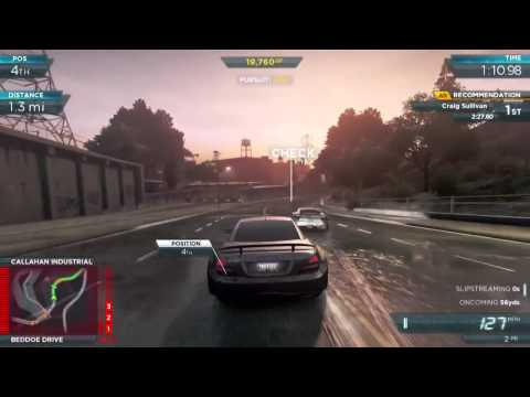 Need For Speed Most Wanted - 'If you can Find it, you can Drive it' Trailer