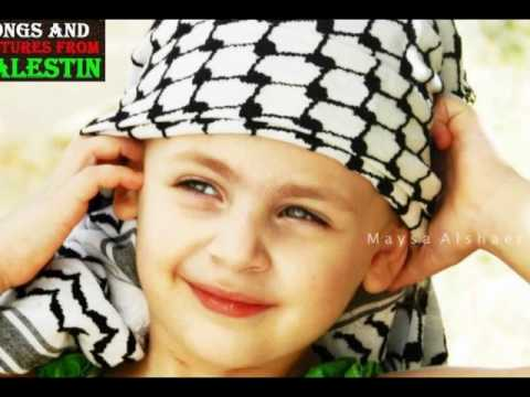 We are the world ...  we are Palestine children