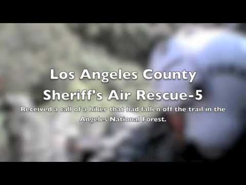 Los Angeles Sheriff's Department Air Rescue V-14