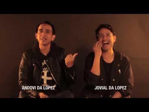 Pengakuan Dosa Da Lopez Bersaudara (SkinnyIndonesian24) di Studio Majalah POPULAR Indonesia