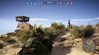 Tom Clancy's Ghost Recon  Wildlands PVP Sniper