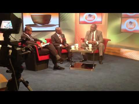 Ambassador Akin Oyateru on Power Breakfast at Citizen TV Kenya