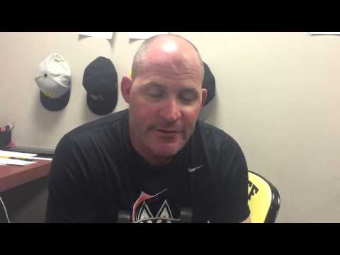 Post game interview with Suns Manager David Berg 7-26-2015 Birmingham Barons