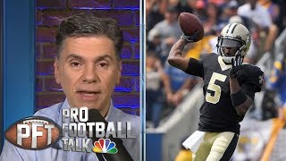 Bridgewater, Hill expected to both play for New Orleans Saints | Pro Football Talk | NBC Sports