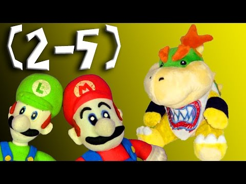 Mario &amp; Luigi! Stache Bros | Episode 2-5