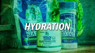 Stay Hydrated - Heat Exhaustion, Electrolytes and Salt