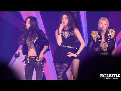 131229 sbs가요대전 소녀시대(Girl's Generation) 태연 - Express 999 & I GOT A BOY