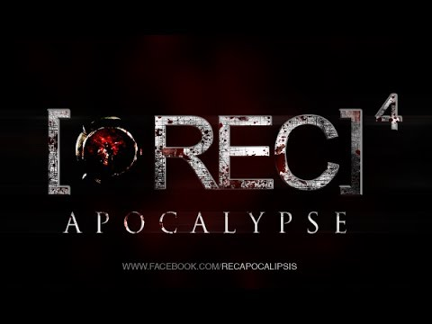 [REC] 4: APOCALYPSE - NEW MOVIE TRAILER [2014] - ORIGINAL EXTENDED TEASER VERSION - H D