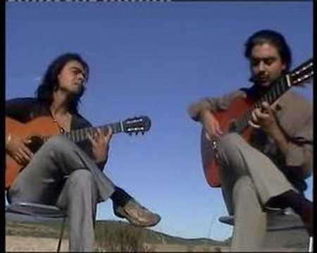 Jeronimo Maya Leo de Aurora Guitarras Hermanas 2006