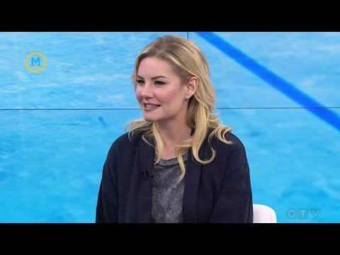 Elisha Cuthbert on her on-screen reunion with Jay Baruchel | Your Morning