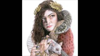 Watch Lorde Million Dollar Bills video
