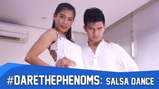 Episode #12 | #DareThePhenoms: Salsa Dance | Phenoms Season 2