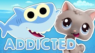 LPS: Addicted to Baby Shark Song! (My Strange Addiction: Episode 36)