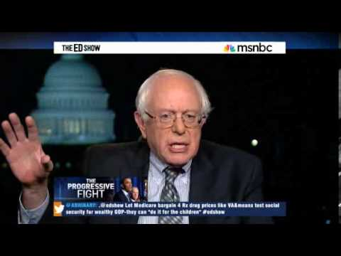 Bernie Sanders Sets The Record Straight On Social Security